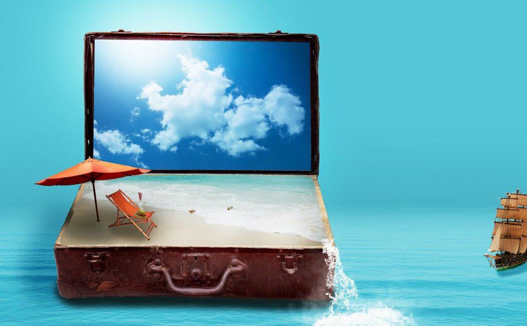 Urlaub buchen dem besten mit Urlaubskredit