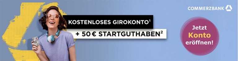 Commerzbank Top Girokonten 2021